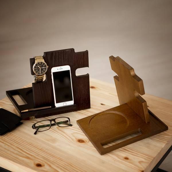 Шкатулки для украшений  Подставка для телефона и аксессуаров Waid DS2