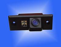 Камера заднего вида. Штатная камера заднего вида Porshe Cayenne