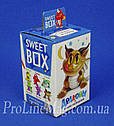 """Свит Бокс """"Драконы"""" Мармелад с игрушкой в коробочке, фото 2"""