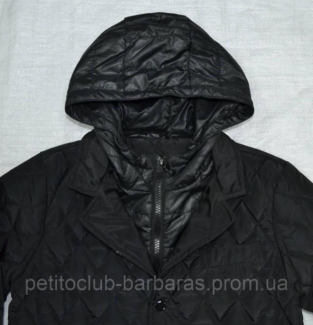 Куртка стеганная демисезонная для мальчика