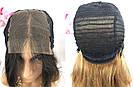 ✨ Натуральный парик ровный с отросшими черными корнями ✨, фото 8