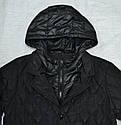 Куртка демисезонная для мальчика Seagull NEW'S черная (Seagull, Венгрия), фото 2