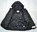 Куртка демисезонная для мальчика Seagull NEW'S черная (Seagull, Венгрия), фото 6