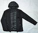 Куртка демисезонная для мальчика Seagull NEW'S черная (Seagull, Венгрия), фото 5