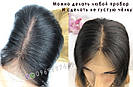 🖤 Отросшие корни парик из натурального волоса 🖤, фото 6