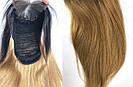 💎 Натуральный парик омбре (отросшие черные корни) 💎, фото 7