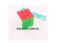 Кубик Рубик арт 818   в кульке, 5,5-5,5 см