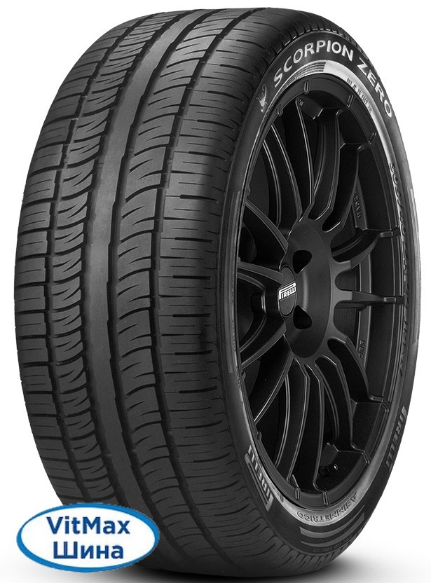 Pirelli Scorpion Zero Asimmetrico 275/40 ZR20 106Y XL