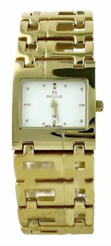 Женские часы Seculus 1661.2.763 white, pvd, pvd