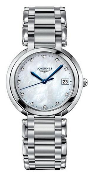 Женские часы Longines L8.114.4.87.6