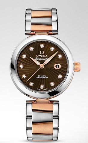 Женские часы Omega 425.20.34.20.63.001