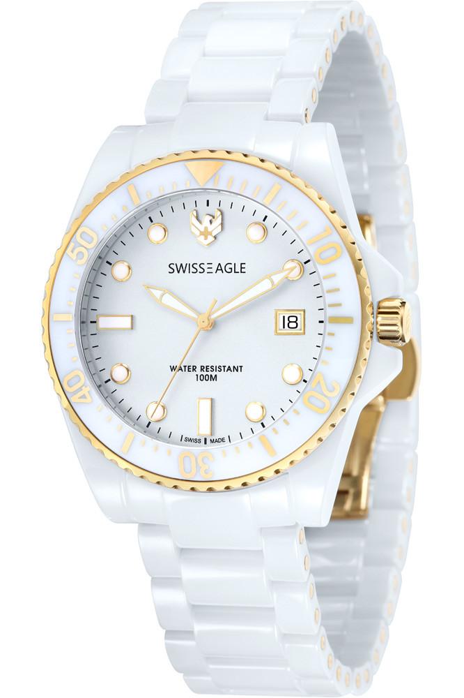 Женские часы Swiss Eagle SE-9051-22