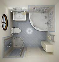 Как выбрать хорошую мебель в ванную комнату?