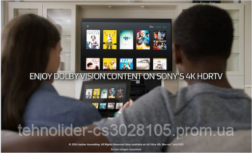 Dolby Vision Sony фото