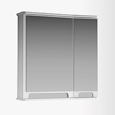 Комплект мебели для ванной комнаты Венеция 70-2 ( белый ) ВанЛанд, фото 3