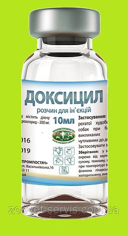 Доксицил, фото 2