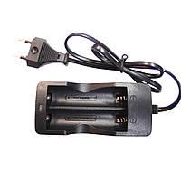 Зарядное устройство на 2x18650 от сети 220V