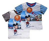 Футболка для мальчика Disney Микки Маус; 116 размеры, фото 1