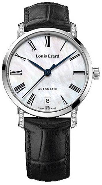 Женские часы Louis Erard 68235 CS04.BDC62
