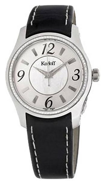 Женские часы Korloff CQK38/2K9