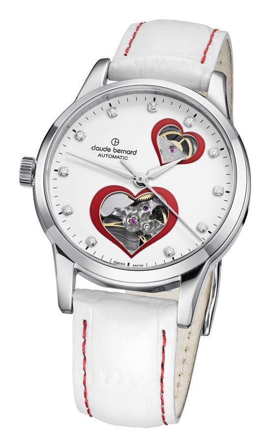 Женские часы Claude Bernard 85018 3 BPRON