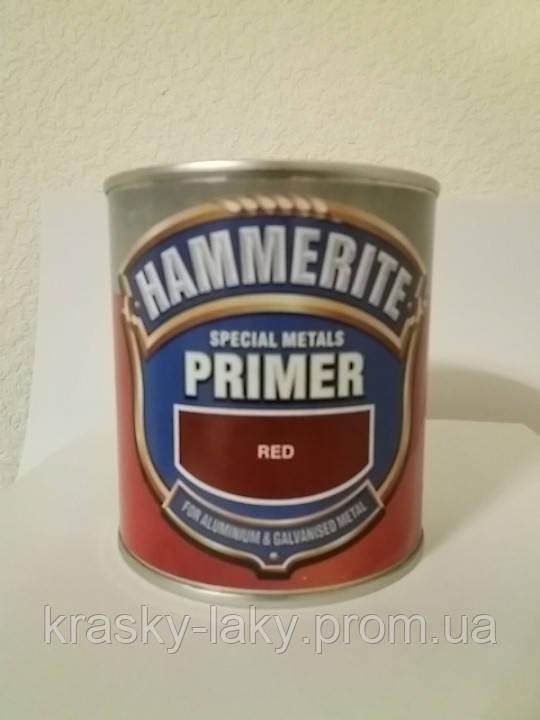 Грунтовка Hammerite для цветных металлов Хаммерайт Hammerite SPECIAL METAL PRIMER, 500мл