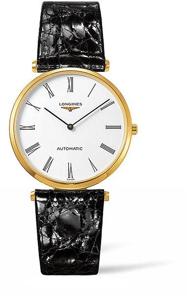 Женские часы Longines L4.908.2.11.2