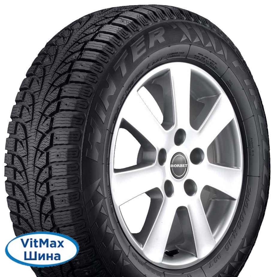 Pirelli Winter Carving Edge 245/50 R18 104T XL Run Flat (под шип)