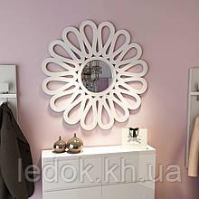 Зеркало в резной раме Flower