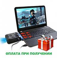 Вакуумный USB кулер для ноутбука для Вентилятор охлаждения ноутбука, фото 1
