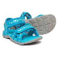 Детские спортивные сандалии босоножки Whitefish Dot фирмы Bogs для мальчика р-р 12, EUR29, стелька 19cм летние