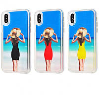 Naked girl case iPhone 6/6s/7/8 (3 цвета)