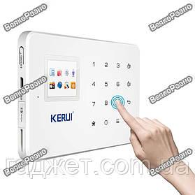 GSM сигнализация KERUI KR-G18. ЦЕНА УКАЗАНА ЗА БАЗУ.