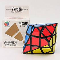 Кубик рубика Головоломка DianSheng Hexagonal Dipyramid (шестикутна двійна піраміда)