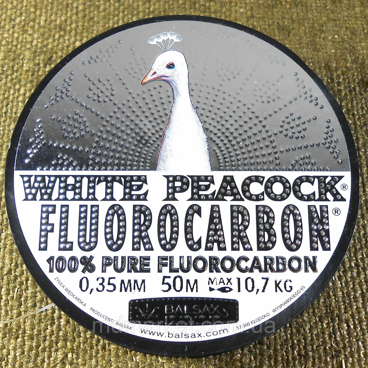 Флюорокарбон Balsax 50м 0.38мм 12,2кг