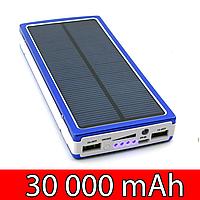 🌞 НА СОЛНЕЧНОЙ БАТАРЕЕ 🌞 POWER BANK SOLAR PB 50000 mAh ⚡ NEW EDITION