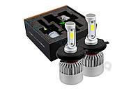 Светодиодные лампы LED S2 Headlight, цоколь Н4, фото 1