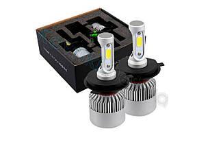 Светодиодные лампы LED S2 Headlight, цоколь Н4