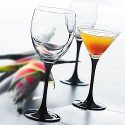 Набор бокалов для вина Luminarc Domino 250 мл 6 шт H8169
