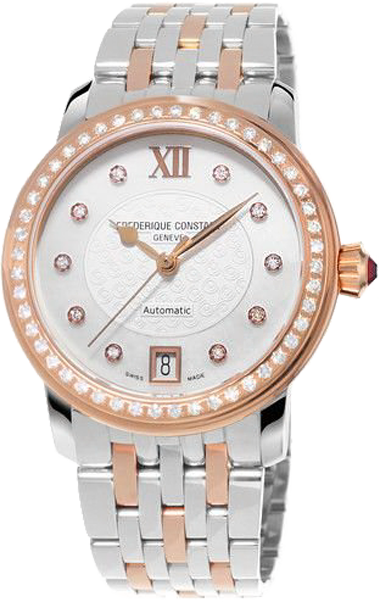 Женские часы Frederique Constant FC-303WHF2PD2B3