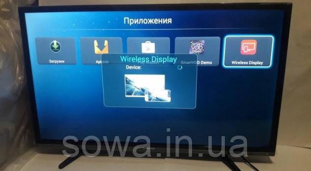"""✔️  ТВ Samsung   Диагональ 42""""   Smart TV   Гарантия 1 год   Производитель Корея"""
