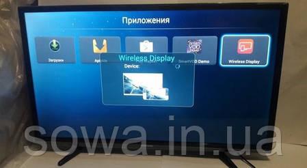 """✔️  ТВ Samsung   Диагональ 42""""   Smart TV   Гарантия 1 год   Производитель Корея, фото 2"""