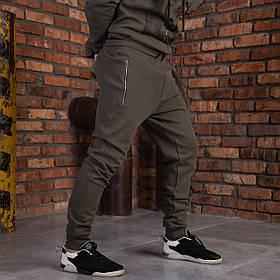 """Спортивні штани чоловічі хакі """"DIAS"""""""