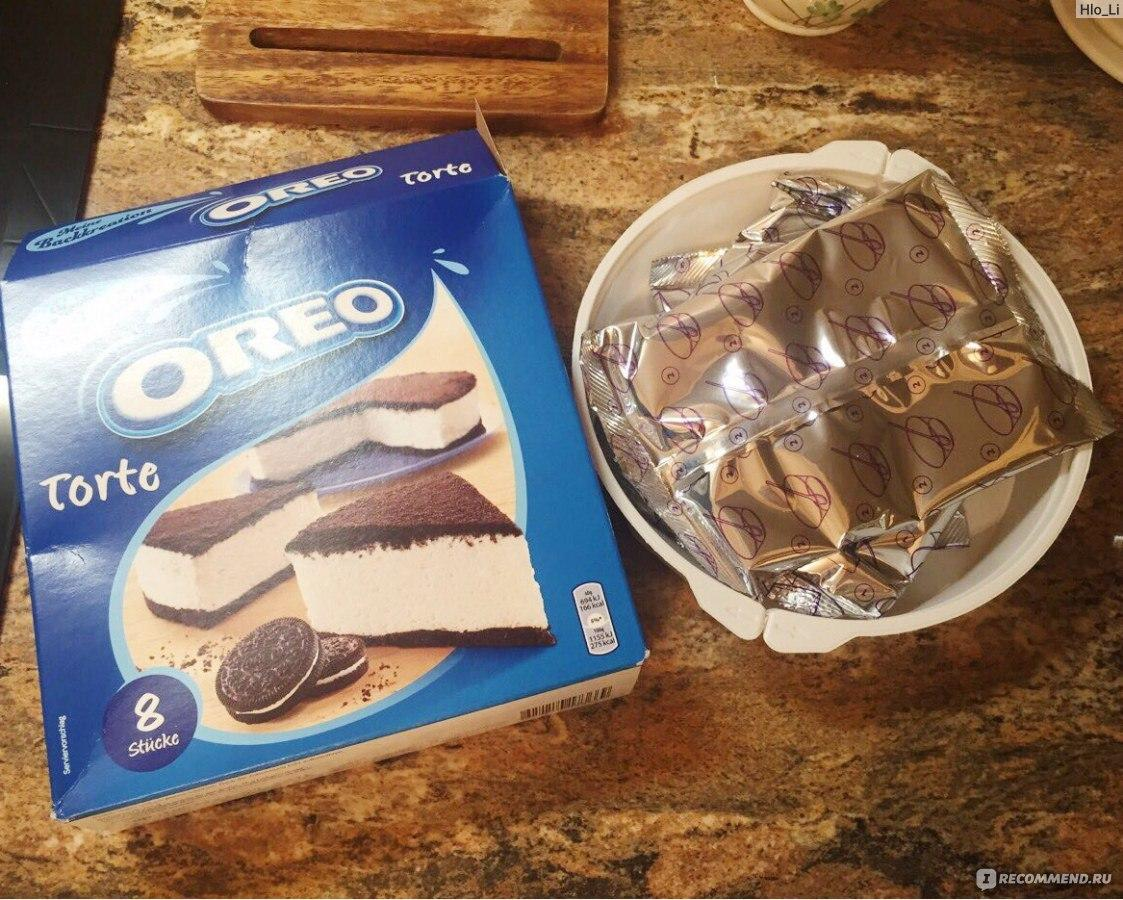 Набор для выпечки Oreo torte