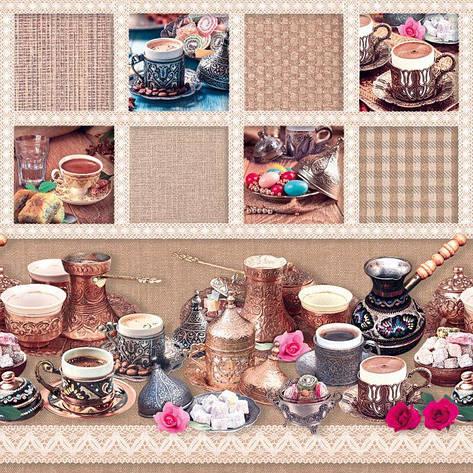 Скатерть клеенка  на кухонный стол, фото 2