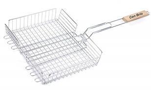 Решетка для гриля Con Brio CB-782 32x24,5x6,5x5,55 см