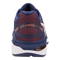 Кроссовки для бега Asics Gt 2000 7 2E 1011A159 400, фото 2