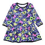 a7ad47ab365 ... Яркое платьице для девочки. Трикотажное платье для девочки.  Повседневное платьице для девочки. ...