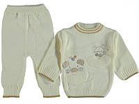 Костюм (кофта, штаны)  Happy baby 1  год