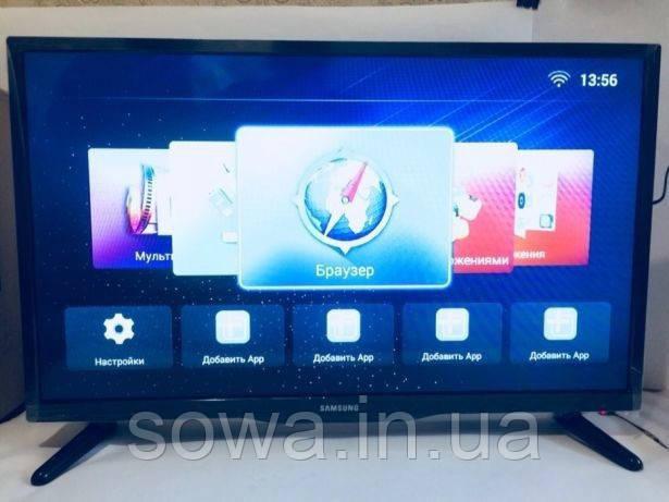 """✔️ Плазменный телевизор Samsung * Диагональ 32"""" * Smart ТВ + Т2"""